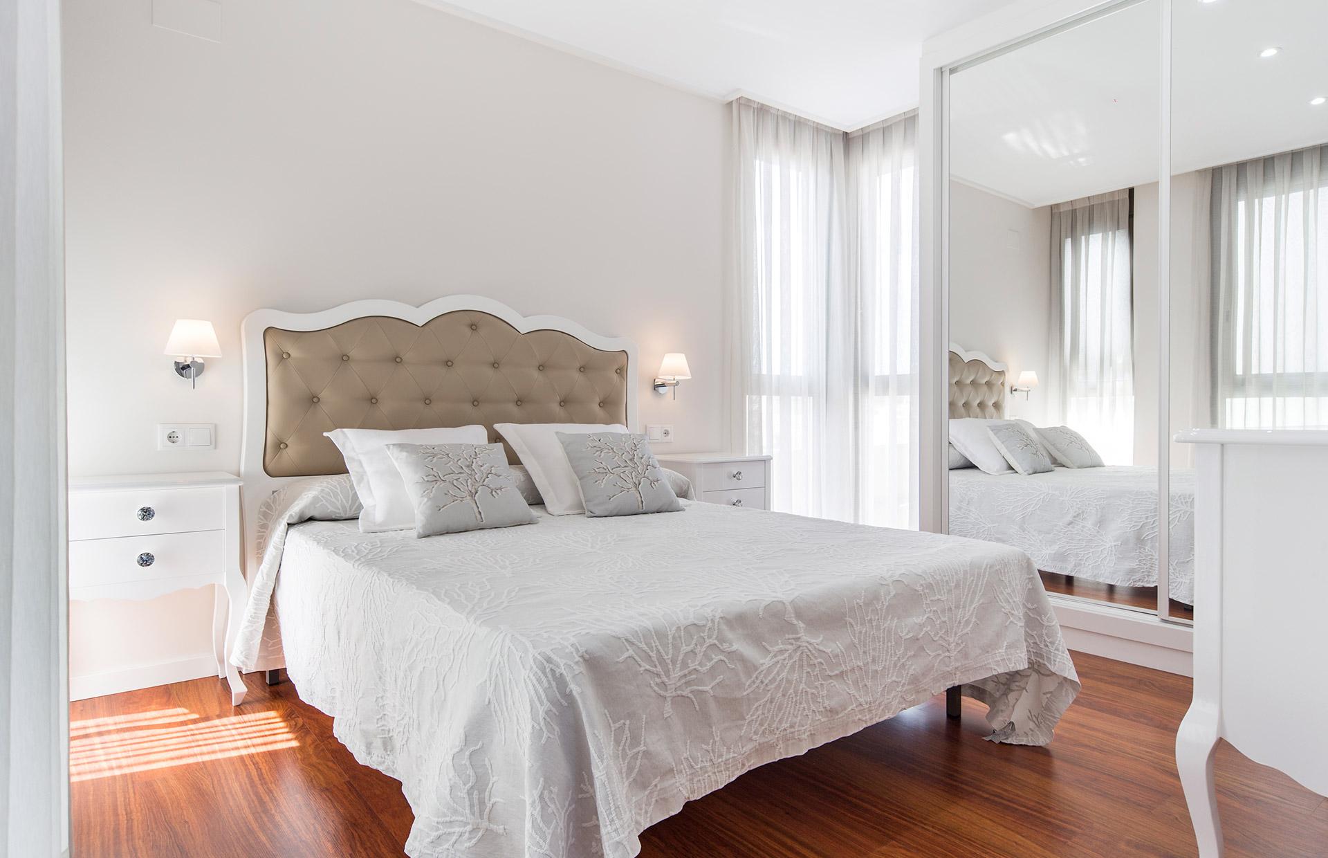 Decoración dormitorio Valencia