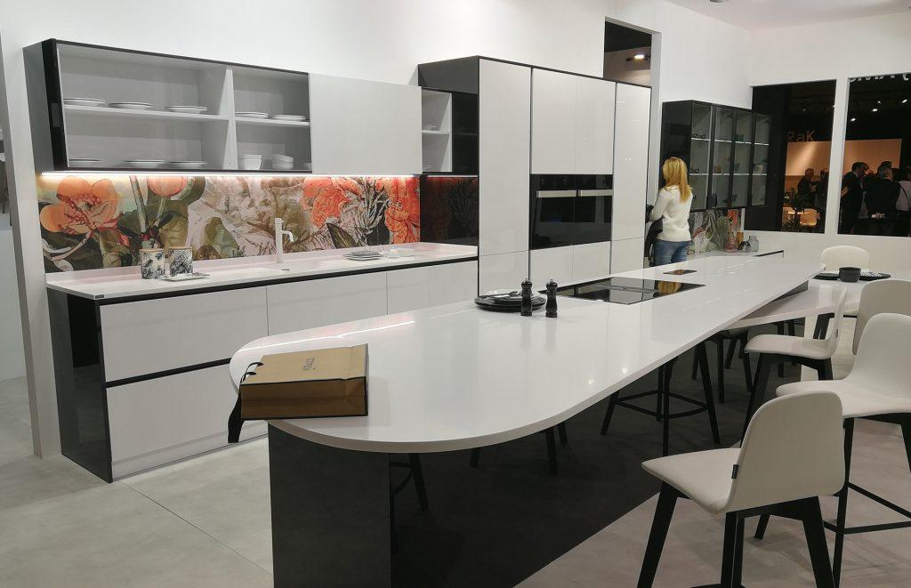 empresa en espacio cocina