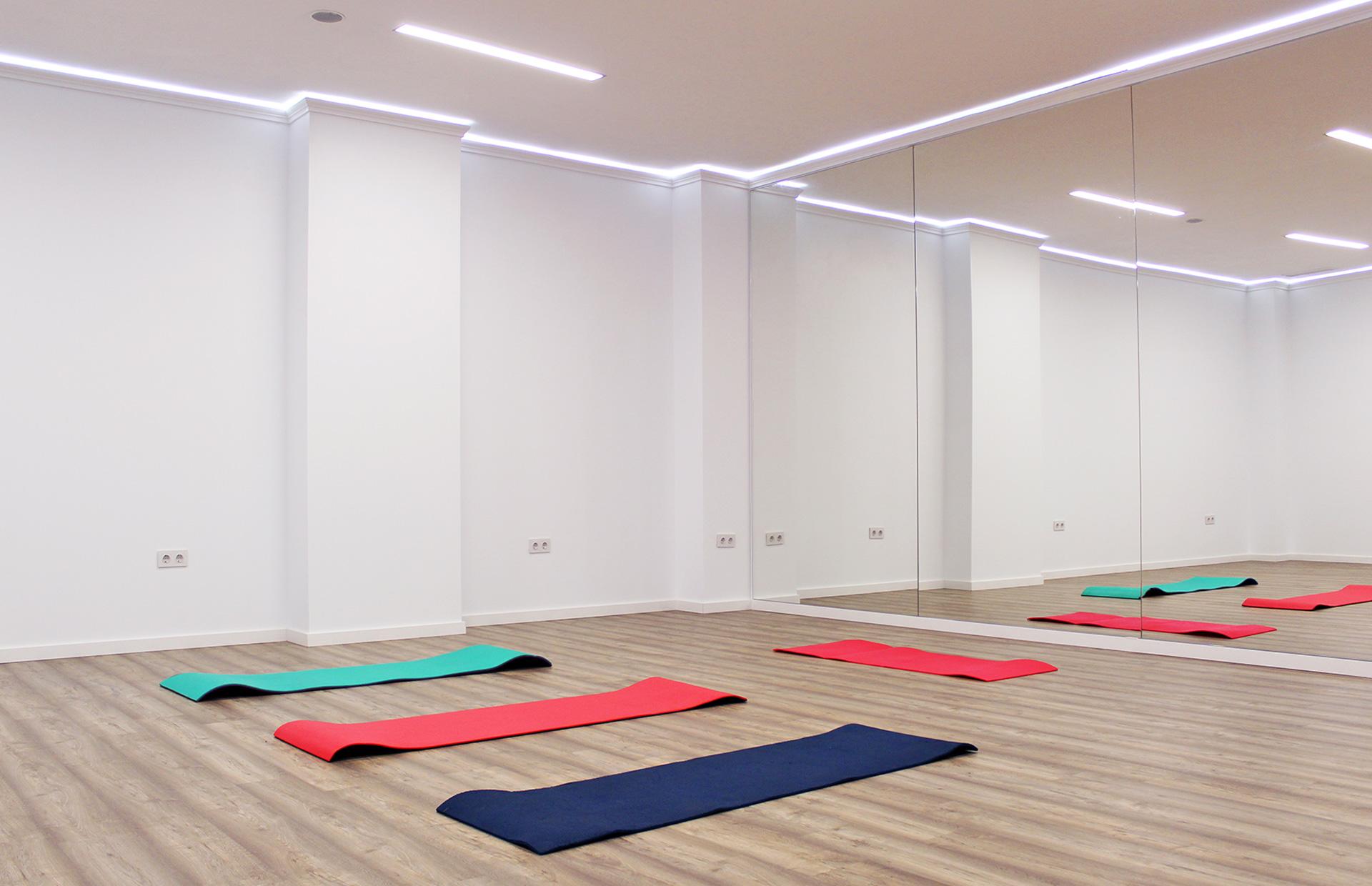 reforma centro yoga