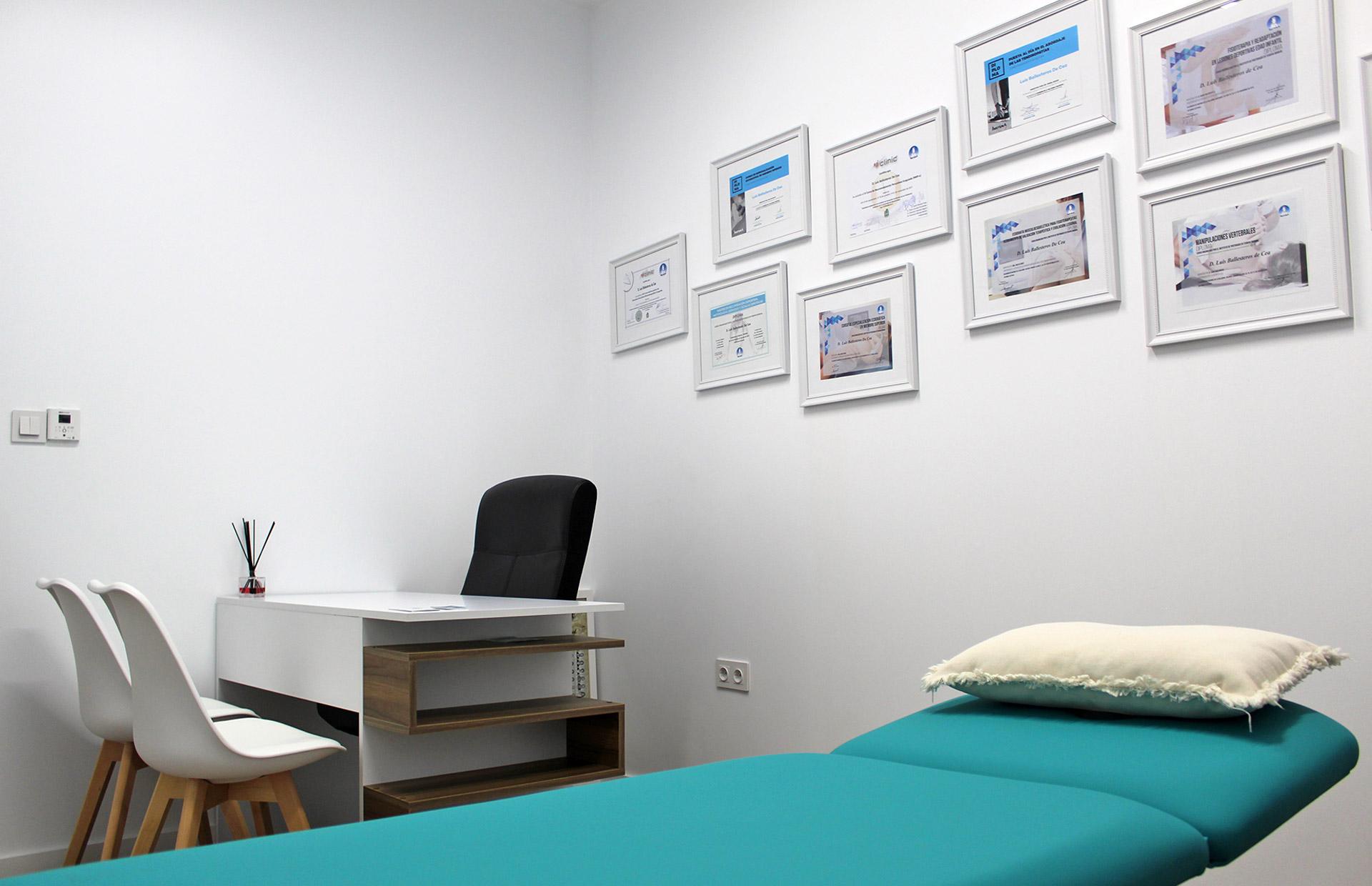 reforma despacho clínica